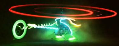 r/c helicopter glow in the dark