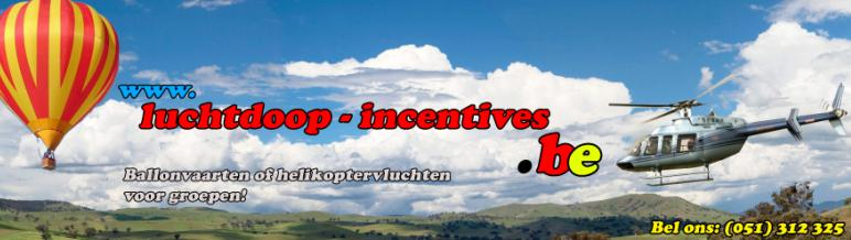 luchtdoop incentive